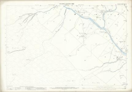 Durham XXX.10 (includes: Forest And Frith) - 25 Inch Map