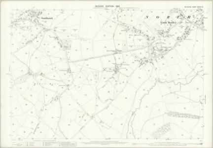 Wiltshire XXXVIII.15 (includes: Heywood; North Bradley; Southwick) - 25 Inch Map