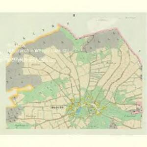 Ober Reith - c2114-2-002 - Kaiserpflichtexemplar der Landkarten des stabilen Katasters