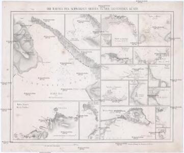 Die Haefen des Schwarzes Meeres an der asiatischen Küste