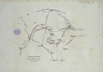 Verproviantirung von Göttingen im Januar 1761