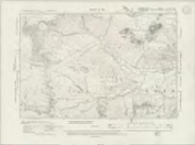Westmorland XXV.NW - OS Six-Inch Map