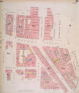 Insurance Plan of London West, North West Vol. B: sheet 5