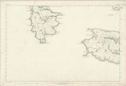Pembrokeshire XXXVIII - OS Six-Inch Map