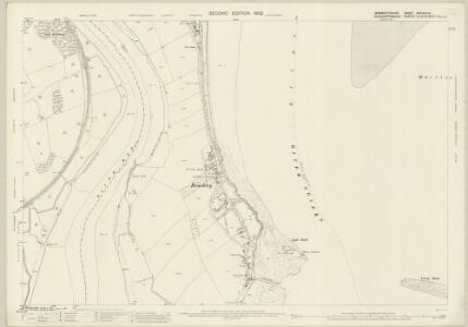 Monmouthshire XXXI.6 & 10 (includes: Aust; Chepstow; Mathern; Pilning and  Severn Beach; Tidenham) - 25 Inch Map