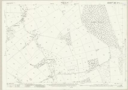 Staffordshire LXVI.11 (includes: Bobbington; Claverley; Enville; Swindon) - 25 Inch Map