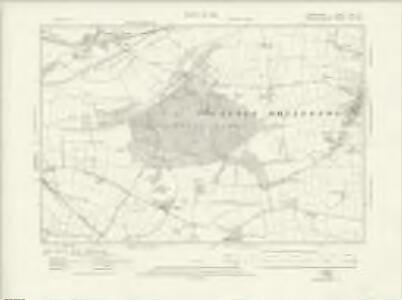 Derbyshire LVIII.NE - OS Six-Inch Map
