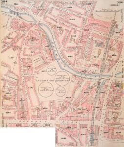 Insurance Plan of London Vol. xi: sheet 384-1