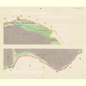 Mürau Grund (Murow Grünt) - m1817-1-001 - Kaiserpflichtexemplar der Landkarten des stabilen Katasters