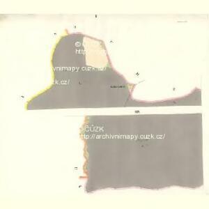 Wellechwin - c8354-1-001 - Kaiserpflichtexemplar der Landkarten des stabilen Katasters