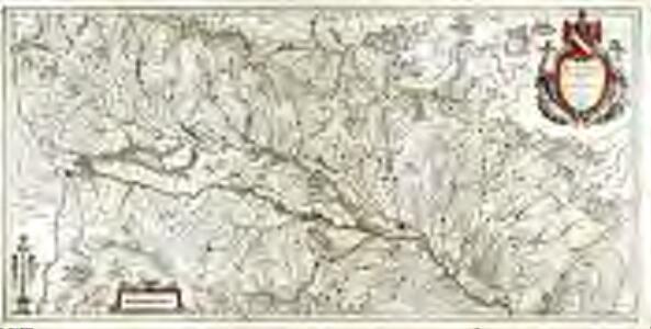 Alsatia landgraviatus, cum Svntgoia et Brisgoia