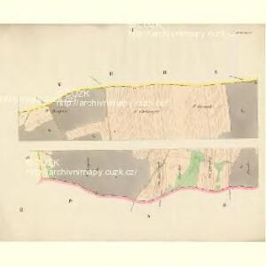 Albrechtitz (Albrechtec) - c0014-1-001 - Kaiserpflichtexemplar der Landkarten des stabilen Katasters