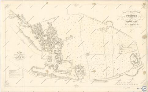Plan de Pompei