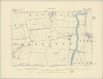 Nottinghamshire XX.NW - OS Six-Inch Map
