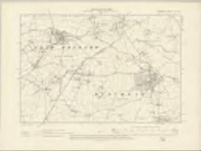 Somerset LIII.SE - OS Six-Inch Map