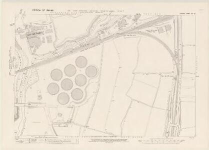 London VIII.42 - OS London Town Plan