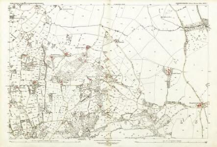 Gloucestershire XLVI.7 (includes: Hewelsfield; St Briavels) - 25 Inch Map