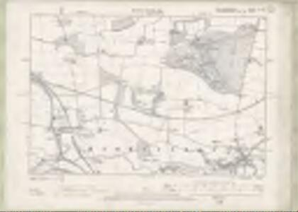 Linlithgowshire Sheet VI.NE - OS 6 Inch map