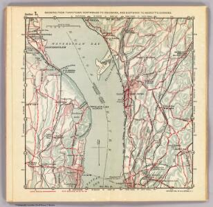 7. Tarrytown-Oscawana-Merritt's Corners.