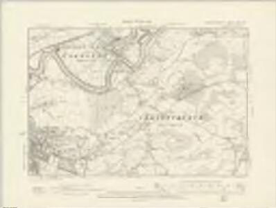Monmouthshire XXIX.SW - OS Six-Inch Map