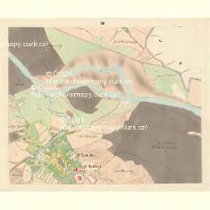 Chorin - m0972-1-003 - Kaiserpflichtexemplar der Landkarten des stabilen Katasters