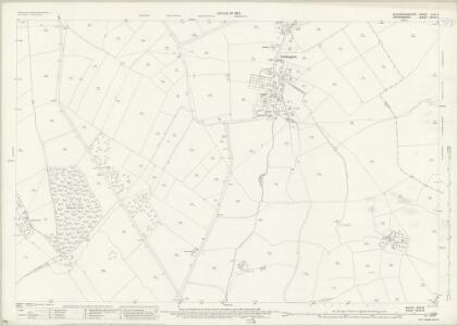 Oxfordshire XXVIII.8 (includes: Arncott; Ludgershall; Piddington) - 25 Inch Map