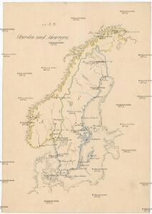 Shweden und Norwegen