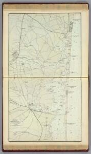 (Coast section no. 2. Spring Lake to Cedar Creek)