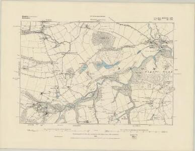 Shropshire LXXVIII.SE - OS Six-Inch Map
