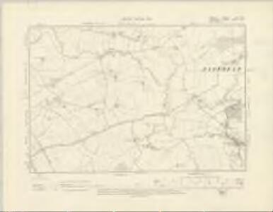Dorset VII.NW - OS Six-Inch Map