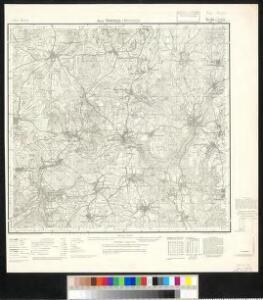 Meßtischblatt 30 (Hess.) u. 3280 (Preuß.) : Wenings (Birstein), 1934