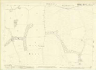 Edinburghshire, Sheet  024.13 - 25 Inch Map