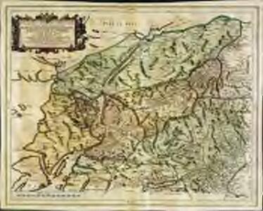 Scotiæ provinciæ mediterraneæ inter Taum flumen et vararis æstuarium: sunt autem Braid-Allaban