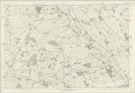Essex XXXIII - OS Six-Inch Map