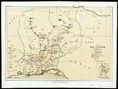 Die Oku-Länder (Yoruba)