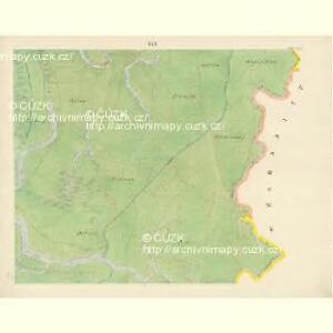 Bisenz (Bzenec) - m0321-1-015 - Kaiserpflichtexemplar der Landkarten des stabilen Katasters