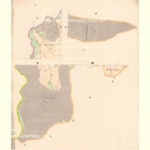 Tanndorf (Gedlowa) - c2808-1-001 - Kaiserpflichtexemplar der Landkarten des stabilen Katasters