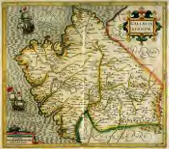 Gallæcia regnum