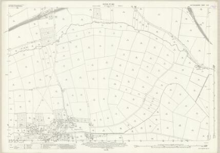 Nottinghamshire XX.9 (includes: Egmanton; Tuxford; Weston) - 25 Inch Map
