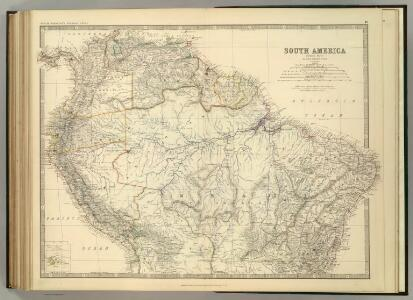 South America (northern sheet).