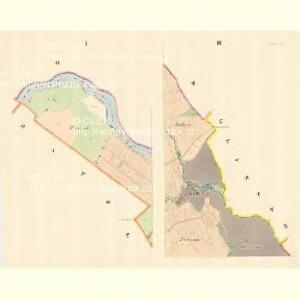 Suschütz - m2964-1-001 - Kaiserpflichtexemplar der Landkarten des stabilen Katasters