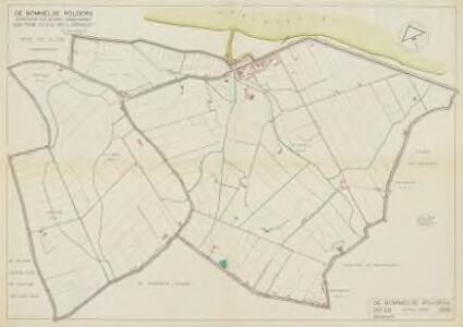 De Bommelse polders, gemeente Den Bommel, Middelharnis, Oude-Tonge, Stad aan 't Haringvliet en Oostflakkee.