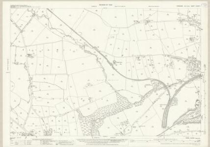 Yorkshire CLXVIII.1 (includes: Embsay With Eastby; Skipton; Stirton With Thorlby) - 25 Inch Map