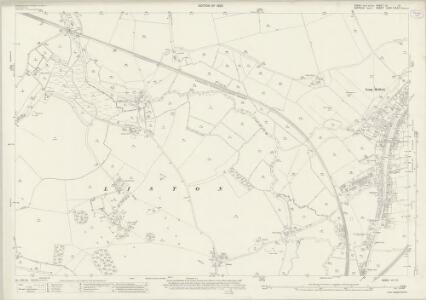 Essex (New Series 1913-) n V.13 (includes: Liston; Long Melford) - 25 Inch Map