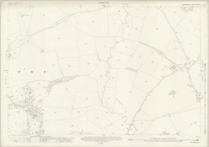 Oxfordshire XXXIV.15 (includes: Holton; Waterperry) - 25 Inch Map