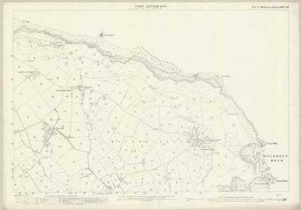 Isle of Man V.16 - 25 Inch Map
