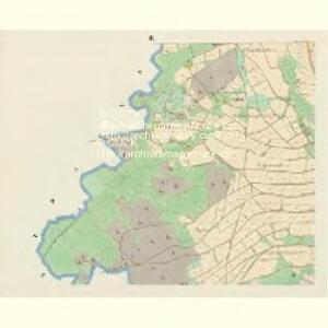 Rossbach - c2332-2-002 - Kaiserpflichtexemplar der Landkarten des stabilen Katasters