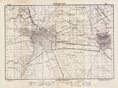 Lambert-Cholesky sheet 1462 (Sânnicolaul Mare)