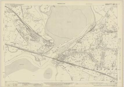 Glamorgan XIV.9 (includes: Llanelly Rural; Loughor) - 25 Inch Map