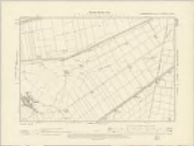 Cambridgeshire XI.SW - OS Six-Inch Map